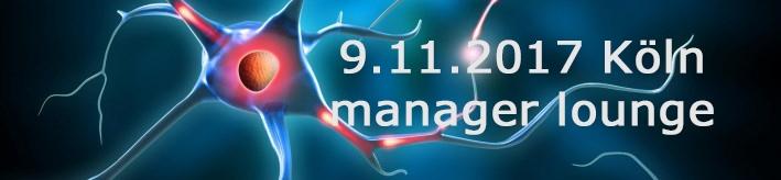 Eventvortrag manager lounge