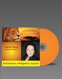 Astrid Arens - CD Cover