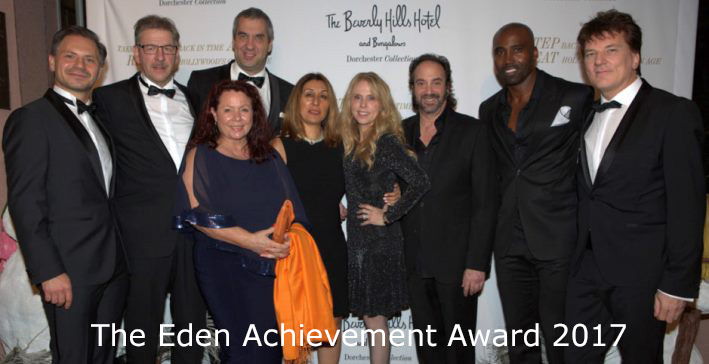 The Eden Achievement Award 2017